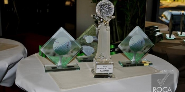 INTERPORT GOLF CUP 2013